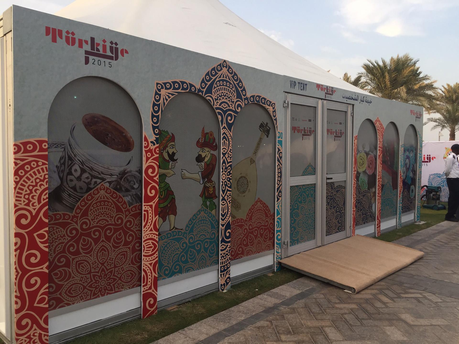 Turkey Festival Event at MIA Park by ME Visual, Qatar